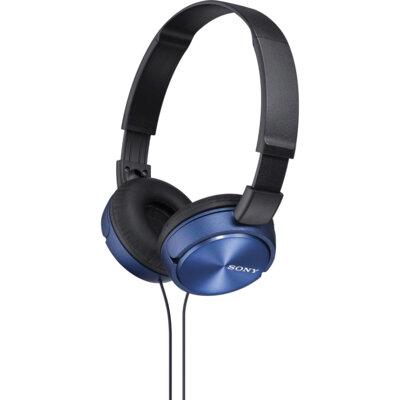 Наушники Sony MDR-ZX310 Blue 1