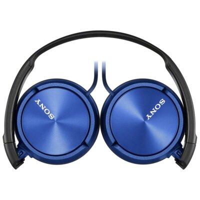 Наушники Sony MDR-ZX310 Blue 2