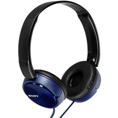Наушники Sony MDR-ZX310 Blue 3