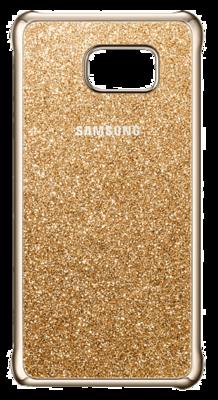 Чохол Samsung Glitter Cover EF-XN920CFEGRU Gold для Galaxy Note 5 1