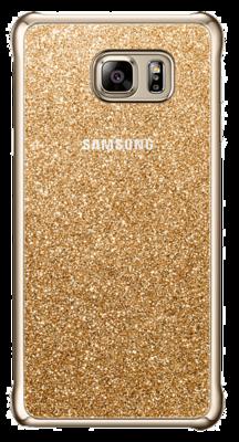 Чохол Samsung Glitter Cover EF-XN920CFEGRU Gold для Galaxy Note 5 2