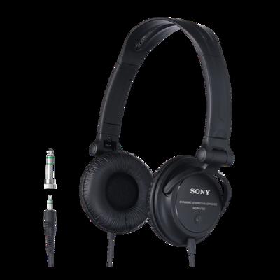 Навушники Sony MDR-V150 Black 1