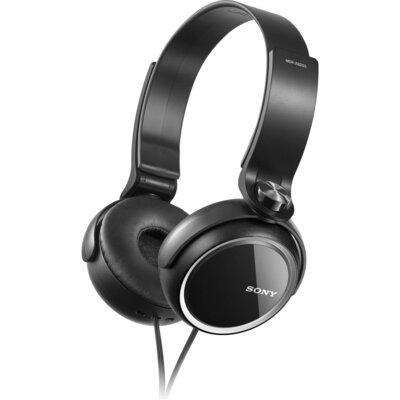 Наушники Sony MDR-XB250 Black 1