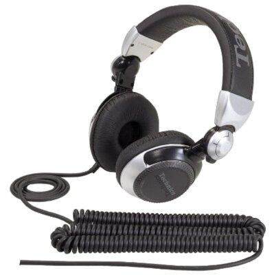 Наушники Panasonic Technics RP-DJ1215E-S Silver 1