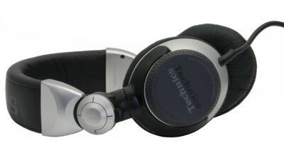 Наушники Panasonic Technics RP-DJ1215E-S Silver 2