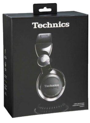 Наушники Panasonic Technics RP-DJ1215E-S Silver 3