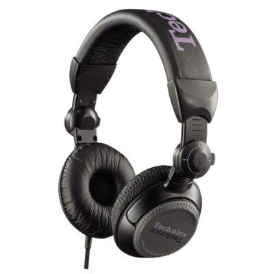Навушники Panasonic Technics RP-DJ1200E-K Black 1
