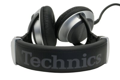 Навушники Panasonic Technics RP-DJ1200E-K Black 3