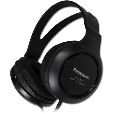 Наушники Panasonic RP-HT161E-K Black 1
