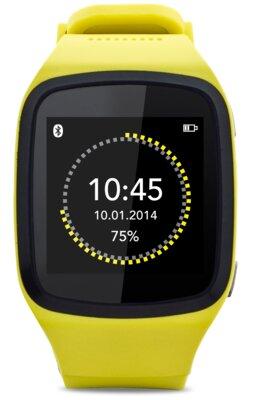 Смарт-годинник MyKronoz ZeSplash Yellow 1