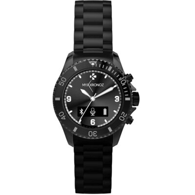 Смарт-годинник MyKronoz ZeClock Black 1