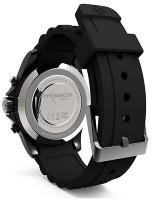 Смарт-годинник MyKronoz ZeClock Black 2