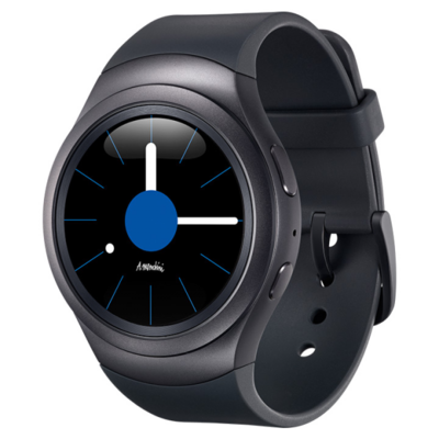 Смарт-часы Samsung Gear S2 SM-R7200 Black 1
