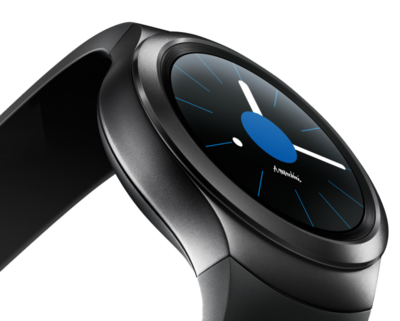 Смарт-часы Samsung Gear S2 SM-R7200 Black 3