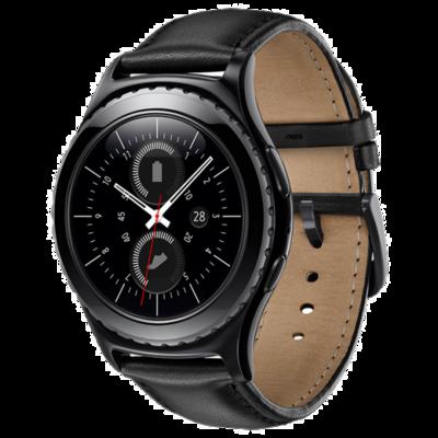 Смарт-годинник Samsung Gear S2 Classic SM-R7320 Black 1