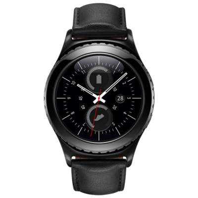 Смарт-годинник Samsung Gear S2 Classic SM-R7320 Black 2