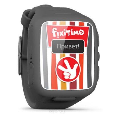 Дитячий смарт-годинник Elari Fixitime FT-101B Black 1