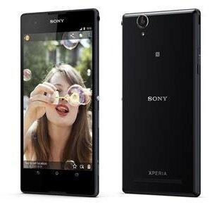 Смартфон Sony Xperia T2 Ultra Dual D5322 Black 3