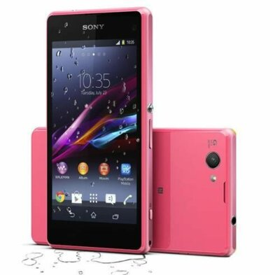 Смартфон Sony Xperia Z1 Compact D5503 Pink 1