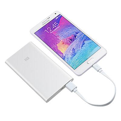Мобільна батарея Xiaomi Mi Power Bank 5000 mAh Silver 3