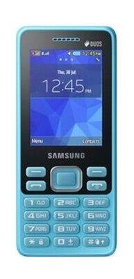 Мобільний телефон Samsung SM-B350E Duos Green-Blue 1