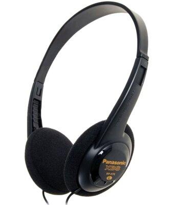 Навушники Panasonic RP-HT6E-K Lightweight Black 1