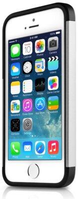 Чохол iTSkins Evolution Silver для iPhone 5/5S 2