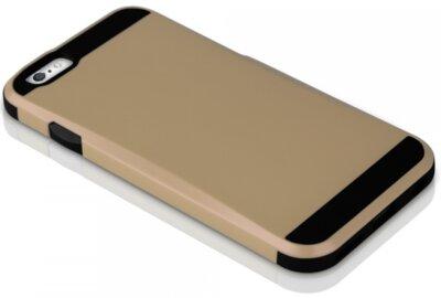 Чехол iTSkins Evolution Gold для iPhone 6 3