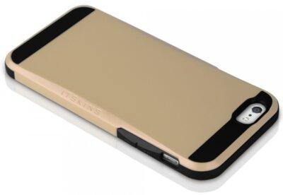 Чехол iTSkins Evolution Gold для iPhone 6 4