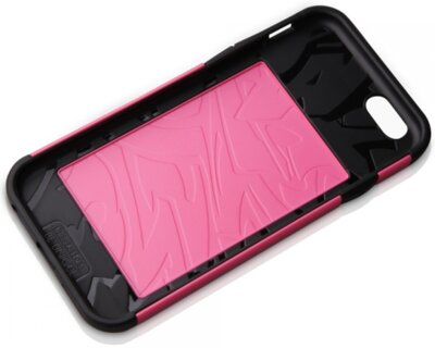Чохол iTSkins Evolution Pink для iPhone 6 3