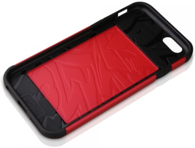 Чохол iTSkins Evolution Red для iPhone 6 3