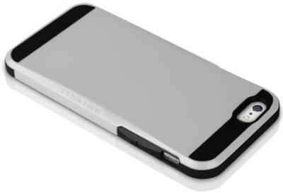 Чохол iTSkins Evolution Silver для iPhone 6 6