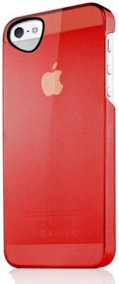 Чохол iTSkins The new Ghost Red для iPhone 5/5S 1
