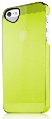 Чохол iTSkins The new Ghost Yellow для iPhone 5/5S 1
