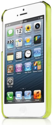 Чохол iTSkins The new Ghost Yellow для iPhone 5/5S 2