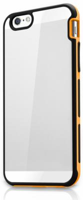 Чехол-накладка ITSKINS Venum Reloaded for iPhone 6 Black/Orange 1