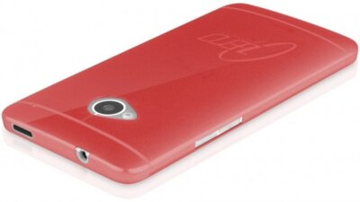 Чехол-накладка ITSKINS ZERO.3 for HTC One (M7) Red 2