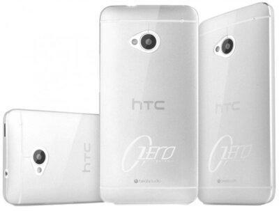 Чехол-накладка ITSKINS ZERO.3 for HTC One (M7) White 3