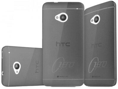 Чохол iTSkins ZERO.3 Black для HTC One (M7) 5