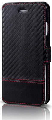 Чохол iTSkins Angel Black/Carbon для iPhone 6 Plus 1