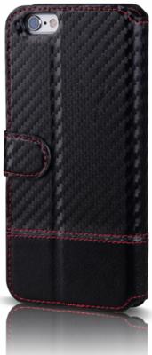 Чохол iTSkins Angel Black/Carbon для iPhone 6 Plus 2