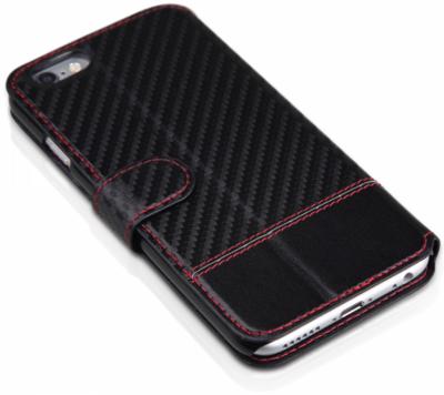 Чохол iTSkins Angel Black/Carbon для iPhone 6 Plus 5