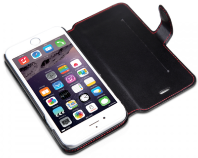 Чохол iTSkins Angel Black/Carbon для iPhone 6 Plus 6