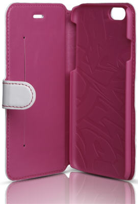 Чохол iTSkins Angel White/Pink для iPhone 6 Plus 3