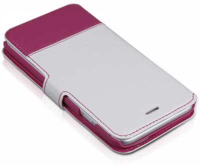 Чохол iTSkins Angel White/Pink для iPhone 6 Plus 5