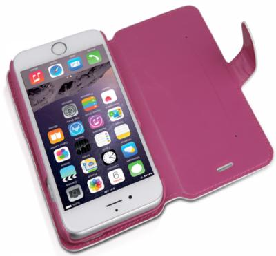 Чохол iTSkins Angel White/Pink для iPhone 6 Plus 6