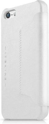 Чохол iTSkins Visionary Drift White/Gold для iPhone 5/5S 2