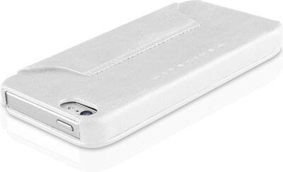 Чохол iTSkins Visionary Drift White/Gold для iPhone 5/5S 3