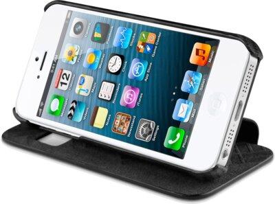 Чохол iTSkins Visionary Carbon для iPhone 5/5S 5