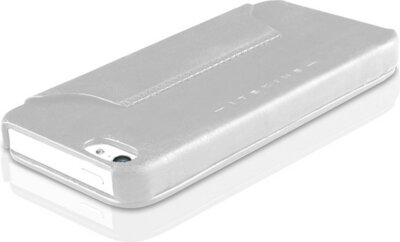 Чохол iTSkins Visionary White/Gold для iPhone 5/5S 3